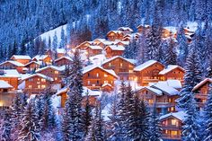 La Tania in France a.k.a my second home