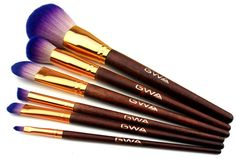 HaySparkle: GWA Fairytale Makeup Brushes Reviewed