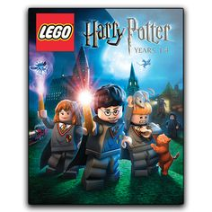 Icon LEGO Harry Potter Years 1-4 by HazZbroGaminG