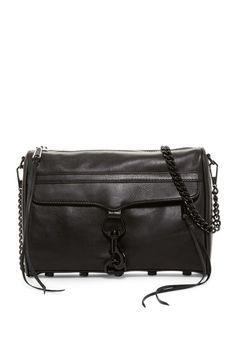 Image of Rebecca Minkoff Mac Leather Crossbody
