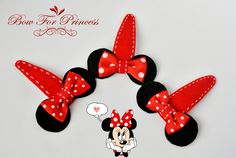 Minnie by Bow For Princess