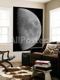 Half-Moon by Gavin Hellier Landscapes Giant Art Print - 122 x 183 cm