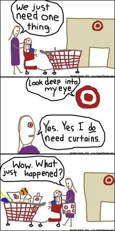 Target hypnosis