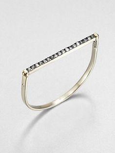 a.l.c. handcuff sparkle bracelet.