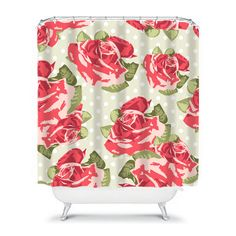 Monogram Shower Curtain Custom Personalized TRM Design  3 (4)