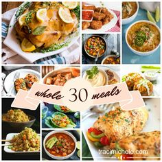 21 Favorite Whole 30 Meals For The Entire Family