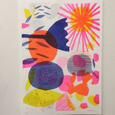 Holly Wales - Print 1 via EXIT PRESS. Click on the image to see more!