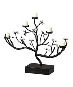 Take a look at this Bonsai Candleholder by Elk Lighting on #zulily today!