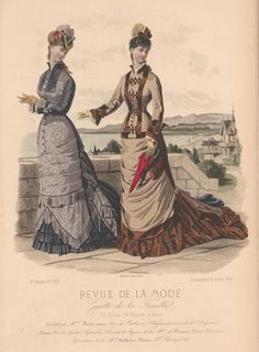 Revue de la Mode 1877 (VIII/1)
