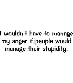 Riley & Company Cling Mount Rubber Stamp-Manage My Anger