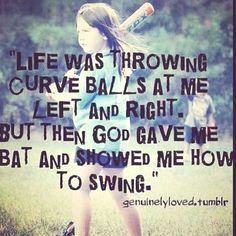 Softball. ⚾❤