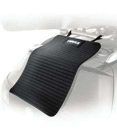 <p>This protective mat is for anyone who has scratched his or her vehicle while loading a kayak. Simply place it on the roof of your car and anchor loops attach it  securely to the rear load bar. You can then use the mat as a glide surface to get the bow of the boat onto your rear carry saddles, or just have it in place if the boat touches the top of your car. The bottom is tacky so it won't slide. Dries quickly and sheds debris with a shake. Imported.</p>  <p>Click the Thule® Automated ...