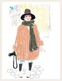 Illustrator Damien Florébert Cuypers