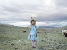 Feely's stunning portraits of Mongolian family life win place in Head On Photo Festival | DailyTelegraph