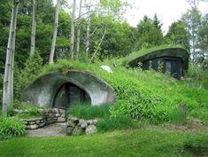 Earthship Homes Design Ideas 10