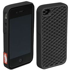 c877c10477  COMING IN AUGUST  The new flexible rubber Vans Phone Case features a  waffle sole replica on the back