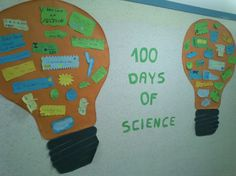 What have you learnt in 100 days of Science? From Labordeta school, Zaragoza, Spain
