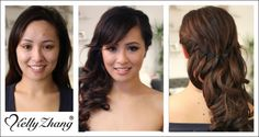 Kellyzhang's Blog » Wedding makeup and hair team » page 12