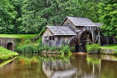 13. Mabry Mill, Meadows of Dan, fifteen more amazing free places in Virginia