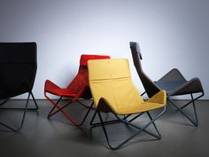 In/Out Easy chair by Eric Degenhardt