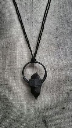 pendant by the small beast / sistersoftheblackmoon.com