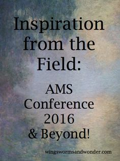 Self care, school gardening, milkshakes, and improv with today in my AMS conference highlights!! Click to get lots of great ideas you can implement right away! http://www.wingswormsandwonder.com/inspiration-from-the-field-ams-2016/