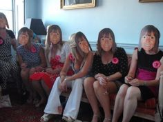 """Quite like this one even if it is a bit freaky! """"Masks of the Hen Hen do ideas"""" Hen Ideas, Craft Ideas, Classy Hen Do, I Party, Party Ideas, Bridal Shower, Baby Shower, Wedding Inspiration, Wedding Ideas"""