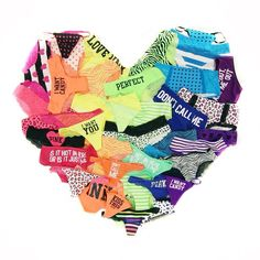 dc515565eb610 27 Best Victoria's Secret Second Skin Satin Panties images | Second ...