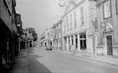 High Street, Hythe, Kent c.1958