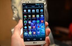 LG G2 Is A Killer With Buttons on Back (Features)