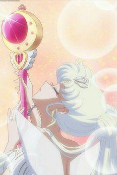 Neo Reina Serena con cetro