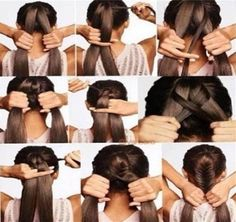 peinados paso a paso - Buscar con Google