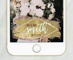 This post contains affiliate links. You need a custom wedding snapchat filter...that's all there is to it! It makes it so much fun for your guests and your guests are a huge part of your wedding day. And while you're at it, why not throw in a filter for your bridal shower and your engagemen