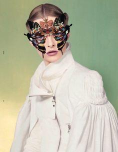 Peter Philips, Chanel's creative director of makeup 2012