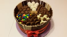 Bolo chocolates