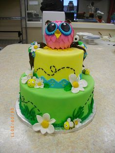 IMGP1948 by Couture Cakes of Greenville, via Flickr