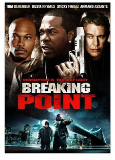 Tom Berenger, Busta Rhymes, and Sticky Fingaz in Breaking Point Internet Movies, Movies Online, Top Movies, Movies To Watch, Armand Assante, Tom Berenger, Latest Movie Trailers, Latest Movies, Busta Rhymes