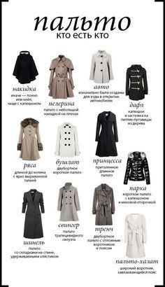 Пальто и в Африке пальто! И ведь многие так и думают, даже не догадываясь сколько разновидностей этого самого пальто существует. Повысить свою образованность и узнать много нового вам поможет наша инфографика - http://www.yapokupayu.ru/blogs/post/infografika-palto