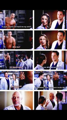 Grey's Anatomy - This isn't what it looks like!