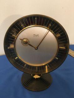Kienzle Superia 8 Day Desk Clock Art Deco Design Great Condition   eBay