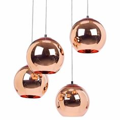Model Name: Copper Mirror Ball. Lamp Type: Pendant Lamp. Color: Copper Inside the silver. Lamp Type: E27 x 1 (Included). DO NOT DUPLICATE OR COPY! | eBay!