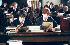 I wish I went to Hogwarts. I wonder what's happening at Hogwarts now.probably actual education, since Harry doesn't go there anymore. Harry Potter Tumblr, Harry Potter Jokes, Harry Potter Fandom, Funny Relatable Memes, Funny Jokes, Hilarious, Mischief Managed, School Humor, Funny School