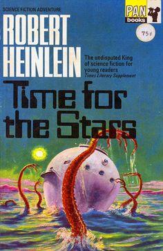 Time for the Stars Robert A. Heinlein