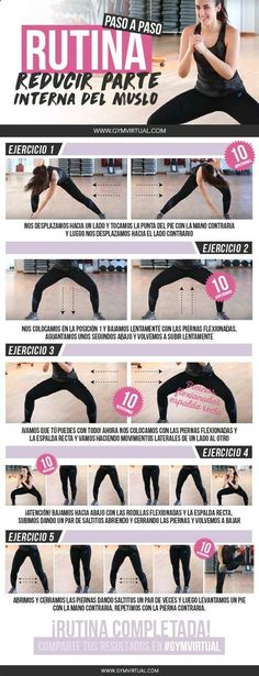 Ideas For Fitness Mujer Piernas Muscle Building Workouts, Gym Workouts, Cardio Gym, Keep Fit, Stay Fit, Body Fitness, Health Fitness, Fitness Pilates, Fitness Stores