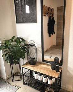 First Apartment Decorating, Interior Decorating, Simple Apartment Decor, Small Apartment Living, Small Living Rooms, Narrow Hallway Decorating, Dream Apartment, Living Room Decor Ideas Apartment, Rustic Living Room Decor