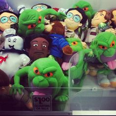 Now this look likes a good claw machine! (via keenpirate13 ) #Ghostbusters