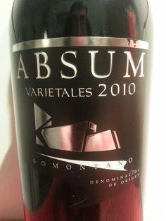 Absum 2010 (DO Somontano)