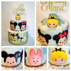 Tsum Tsum Cake Sugared Cookies & Sweets Inc