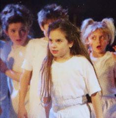 Cleo Demetriou in Matilda the Musical West End