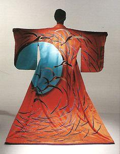 Eiko Ishioka for Werner Herzog's Chushingura, 1997